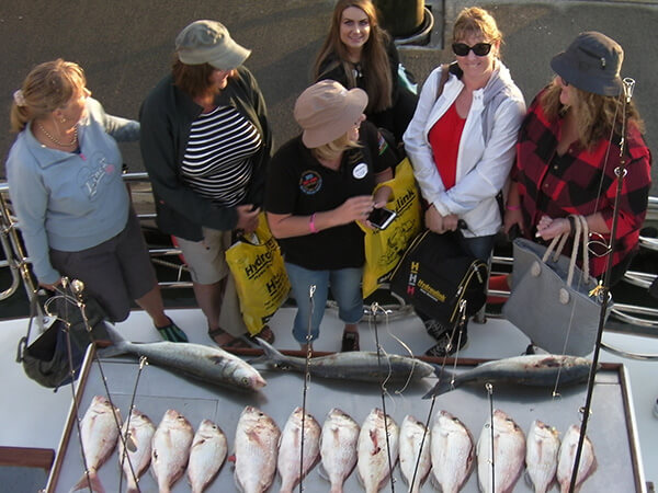 Ladies Fishing Charters
