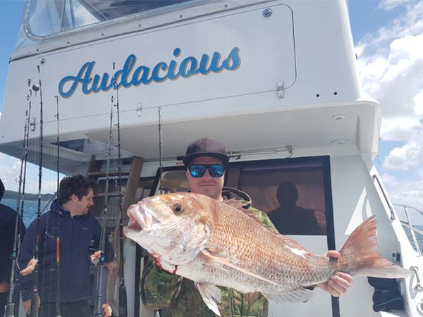 Fishing Charters Snapper