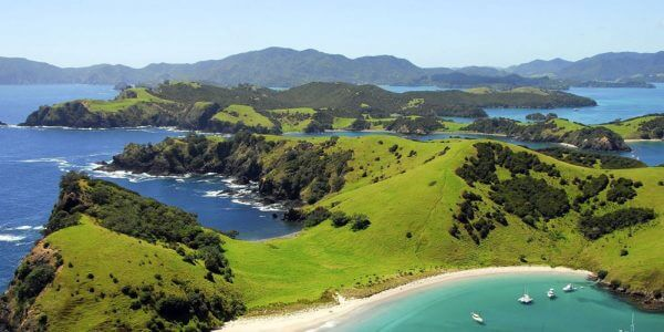 CRUISING AND FISHING CHARTERS AROUND THE BAY OF ISLANDS